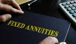 Fixed Income Annuities