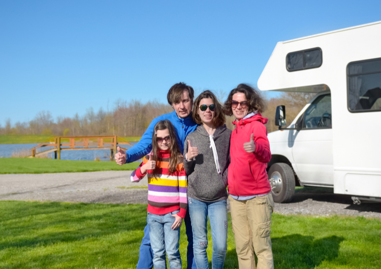 Top 7 Tips for First Time Motorhome Owners